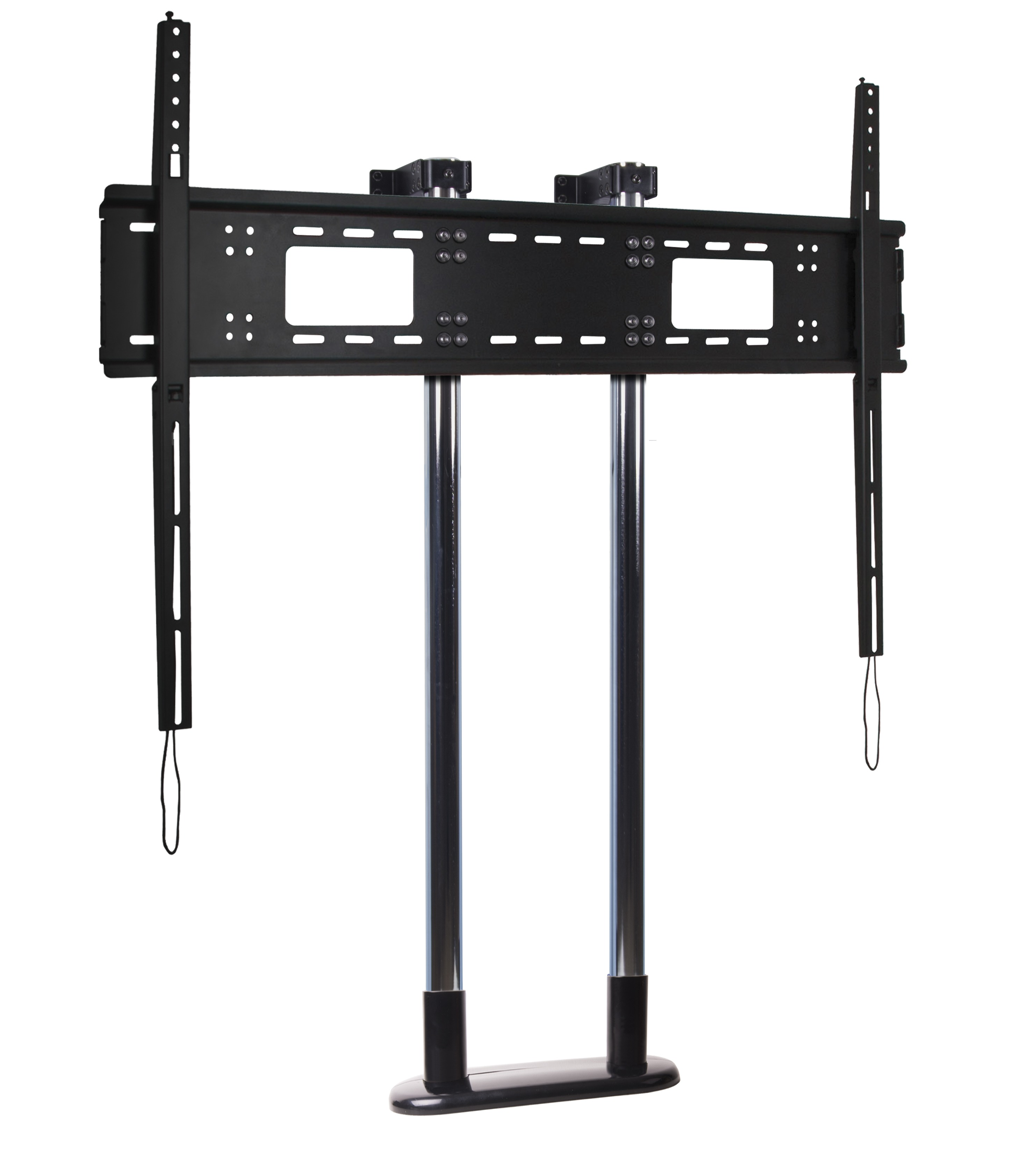 Wall To Floor Mounting Solution