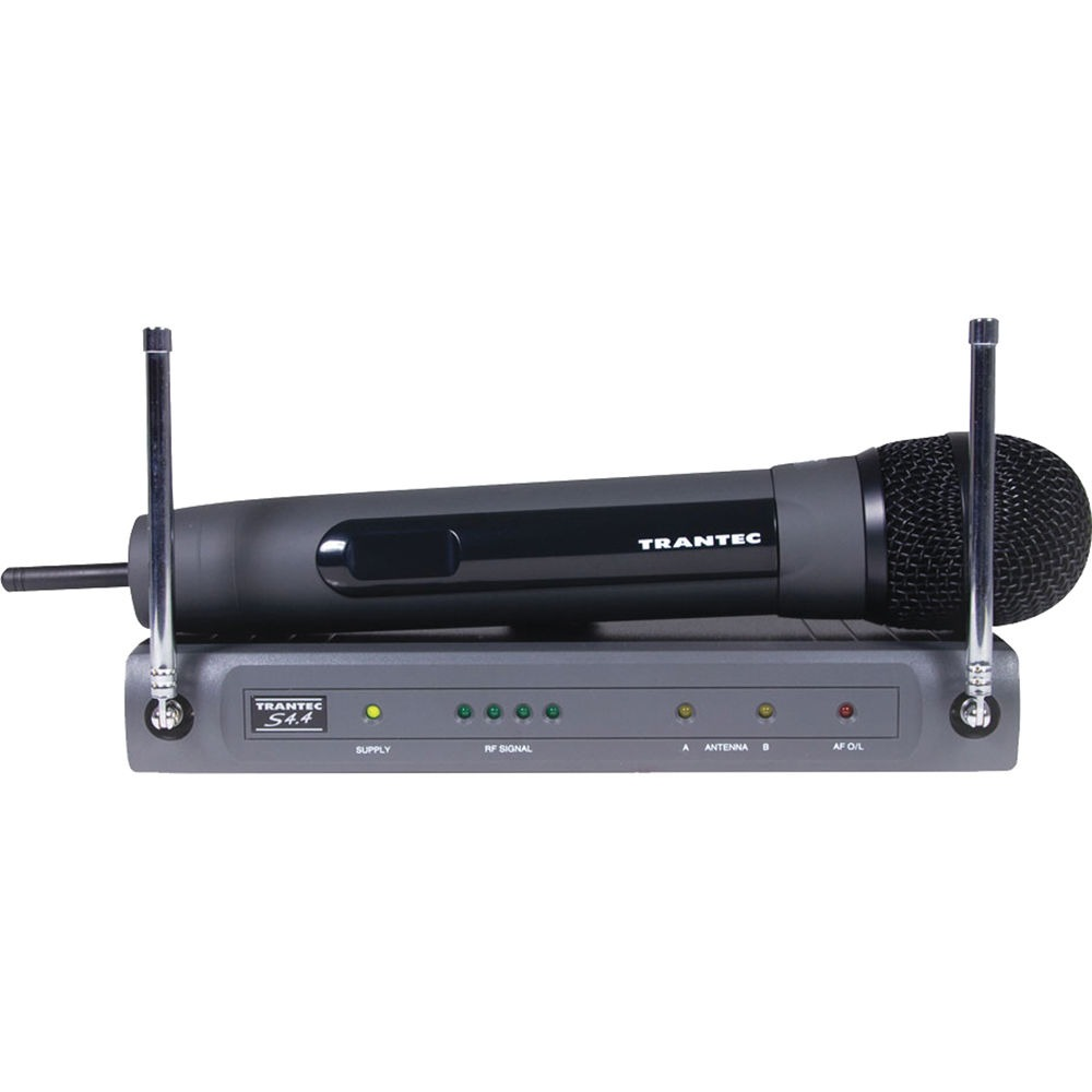 wireless microphone information