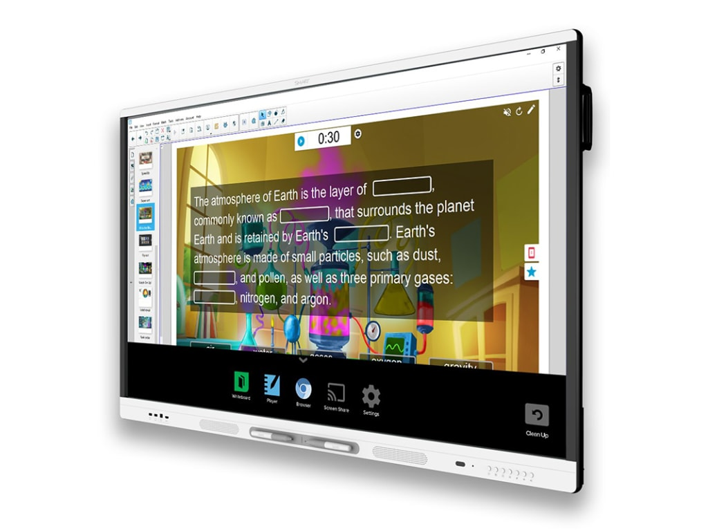 Should you upgrade to a Smart Board MX?