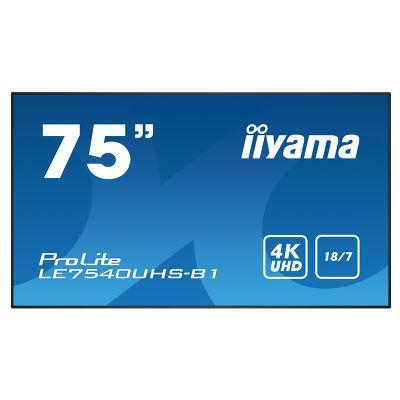 Iiyama LE7540UHS-B1
