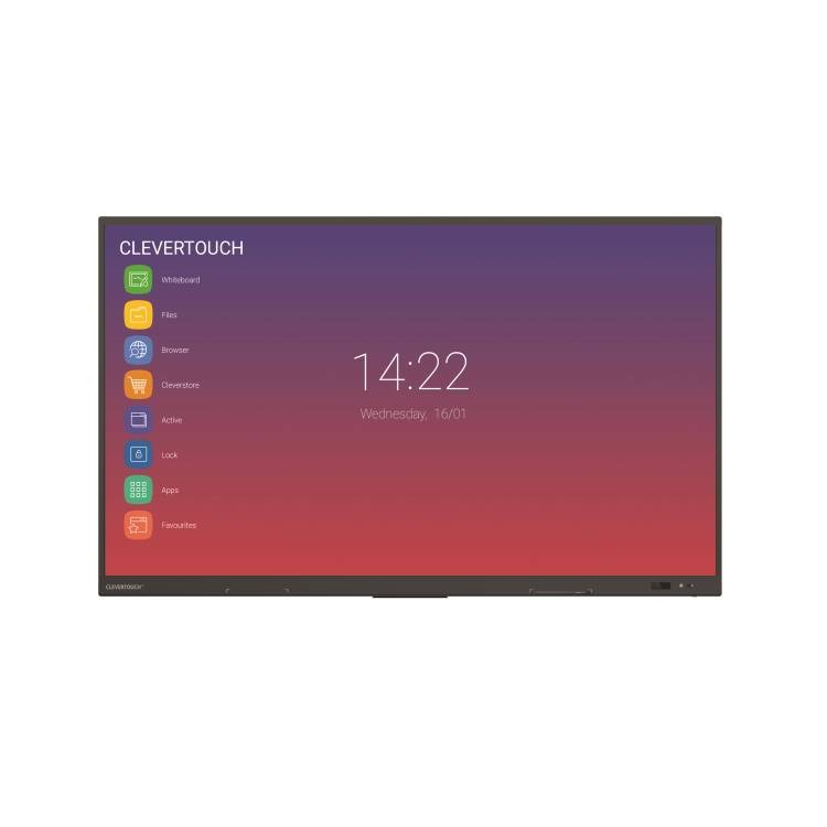 Clevertouch 75 impact