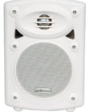 active stereo speaker